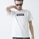 PROJECT SR'ES(プロジェクトエスアールエス) / HELLO SR'ES LOGO T-SHIRT(ブランド定番ロゴTシャツ) / No.ST00218