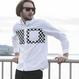 [SALE][40%OFF]チェッカーフラッグ切替オックスシャツ / PROJECT SR'ES(プロジェクトエスアールエス) / 日本製