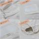 手作り布おむつカバー**Lace Ribbon*White×Pink【ベルトタイプMサイズ】