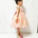 【訳】ビッグリボンドレス★ピンク