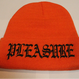 PLEASURE knit cap