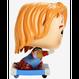 【USA直輸入】 POP! 映画 チャイルドプレイ 2 チャッキー オン カート 658 ポップ! FUNKO ファンコ フィギュア ホラー  Child's Play  2