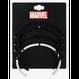 【USA直輸入】 MARVEL デッドプール メタル製 ブレスレッド 4個セット マーベル Deadpool   バングル Quotable Cuff