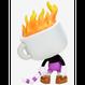 【USA直輸入】POP! GAMES Evil Cuphead イヴィル カップヘッド 417 FUNKO ファンコ フィギュア  ゲーム GAME