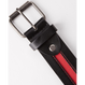 【USA直輸入】MARVEL デッドプール ロゴ 赤ライン ベルト マーベル デップ