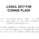 J.DAUL CONNIE PLAIN – BLACK