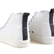 J.DAUL SUPERB LEATHER HIGH – WHITE