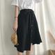 【お取り寄せ商品】クロスレースアップスカート