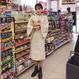 【お取り寄せ商品】ヴィンテージセーター&スカート