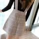 【お取り寄せ商品】ミニサスペンダースカート