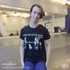 Ballet Papier 男女兼用 T-shirt 'Meet me at the barre'