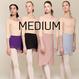 [Zi dancewear] Wrap skirt ・M丈:4型(予約商品)