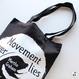 [Ballet Maniacs] Martha Graham Tote Bag Movement Never Lies