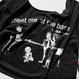 Ballet Papier 男女兼用 Crop Style T-shirt 'Meet me at the barre'