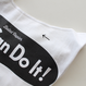 [訳あり10&OFF・Ballet Papier] Tie Back Top 'We Can Do It!'