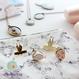 [The Ballet Bag] Swan Lake Enamel Pins (Set of 4)