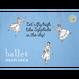 [Ballet Maniacs] Sweatshirt 'La Sylphide' Sky