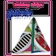 カテドラルウィンドウポーチCathedral Windows Purse
