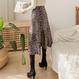 ヒョウマーメイドスカート