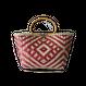 どんぐりの木トートバッグ PINK