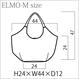ELMO(エルモ)ーM size