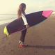 Rummy's5 ウエットスーツ素材 SurfBoardCase.