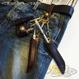 Leather Belt Loop - Long Type - #008