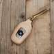 Keyless Entry Jacket for BMW #002 - Natural
