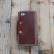 [iPhone6対応] Leather iPhone6 Cover