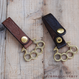 Leather Belt Loop - Long Type - #001