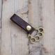 Leather Belt Loop - Long Type - #009