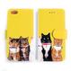 猫デザイン iPhoneケース