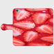 イチゴジャム 手帳型スマホケース