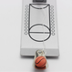 ミニゲーム バスケットボール ゲーム ミニチュア 各種イベントに インテリア フリースロー ホビー おもちゃ