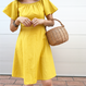 【outlet】flare onepiece