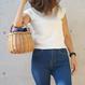cotton knit tops