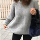 simple casual knit