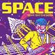 「先行予約販売」CD「SPACE」&ロゴT-シャツ(黒)の限定SET ステッカー+ダウンロードコード付きで送料無料!
