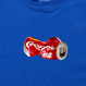 Coke  Blue