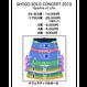 SHOGO SOLO CONCERT 2019 -Sparkle of Life- S席 先行チケット