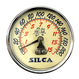 [Silca] 210 PSI Replacement Gauge for Pista and SuperPista