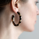 Frances Earrings in Luna