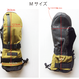 2WAYストレッチ PERFECTION MITT GLOVE  ST-BLACK