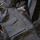 M-65 JACKET BLACK×BLACK Pinstripe
