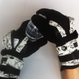 2WAYストレッチPerfection Mitt Gloves《GOLD》