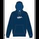 VaVa Logo刺繍パーカー (NAVY)※受注販売商品  発送期間 11/28以降順次