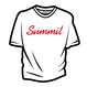 SUMMIT Label Logo T-Shirts
