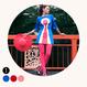 【カラーオーダー】WHボンベルスリーブドレス①