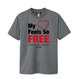 FREE Active T-shirt(Gray)キッズ