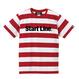 Start Line Standard Border T-shirt/スタンダードボーダーTシャツ(Red/レッド)